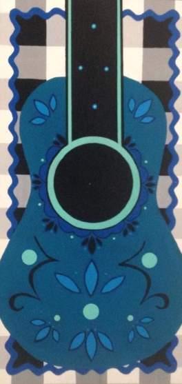 Blue Ukulele 2014